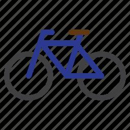 bicycle, bike, eko, green, ride icon