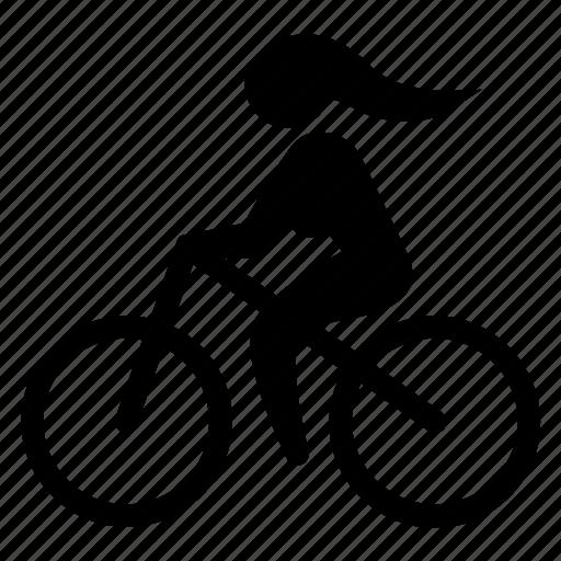 bicycle, bike, cyclist, eko, ride icon