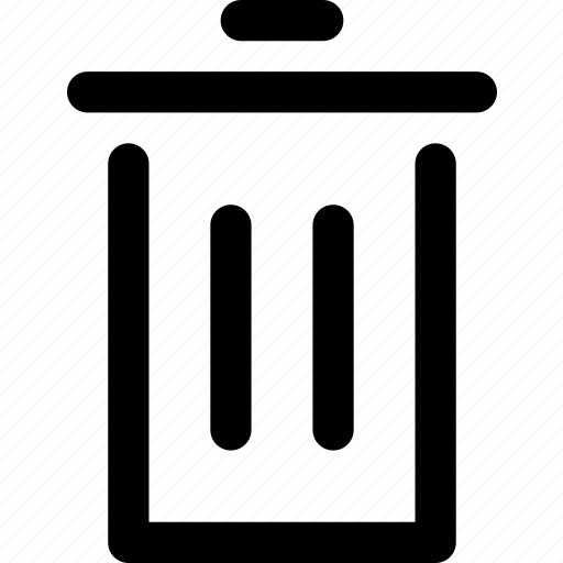 bin, garbage, lig, recycle, rubbish, trash icon