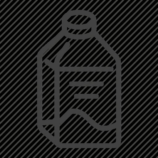 bottle, dairy, food, milk, pack, yogurt icon