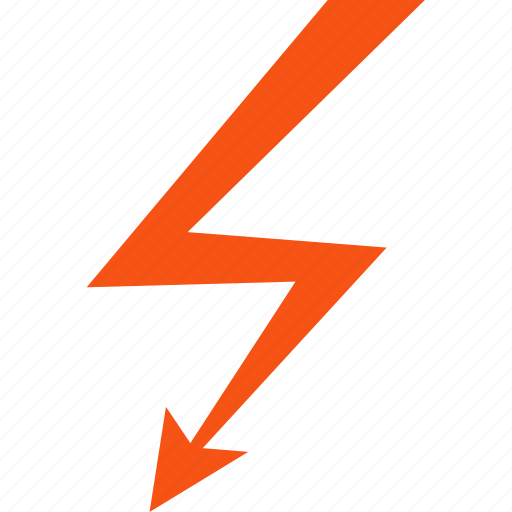 danger, electrci bolt, electricity, energy, lightning, power, strike icon