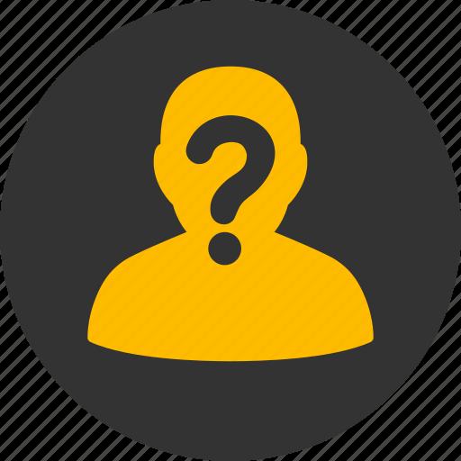 agent, anonymous, incognito, private, secret, unknown person, user icon