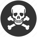 black spot, pirates, spot, pirate, alarm, alert, attention, caution, damage, danger, exclamation, hazard, problem, protection, risk, safe, safety, warning, chemical, chemistry, dead, death, eco, ecology, environment, industrial, poison, toxic
