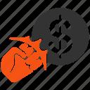 crime, racket, robbery, strike, alarm, alert, attention, caution, damage, danger, exclamation, hazard, problem, protection, risk, safe, safety, warning, guard, military, police, thief, brute force, criminal, forcing, mafia, mug, siren, violation, bank, banking, bankrupt, business, cash, crash, credit, dollar, finance, financial, money, payment, tax