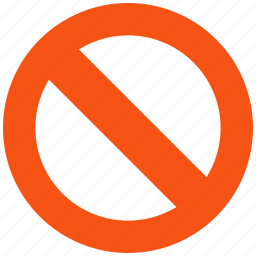 closed, forbidden, locked, no, private, safety, secure, security icon