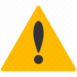 alarm, alert, attention, caution, damage, danger, exclamation, hazard, locked, problem, protection, risk, safe, safety, warning icon