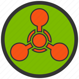 alarm, alert, attention, caution, chemical, damage, danger, exclamation, hazard, nerve agent, problem, protection, risk, safe, safety, warfare, warning, wmd icon