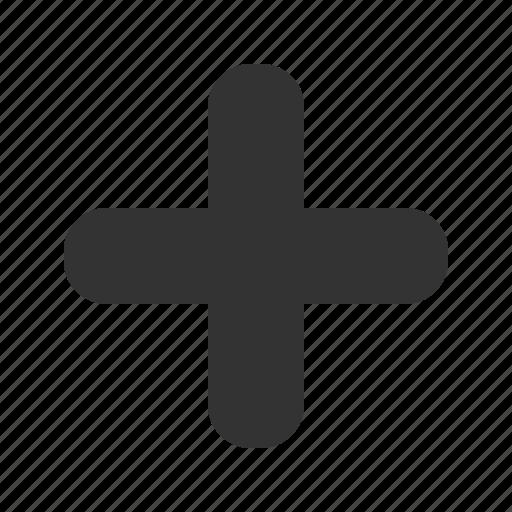 Add, plus icon - Download on Iconfinder on Iconfinder