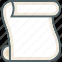 paper, script icon