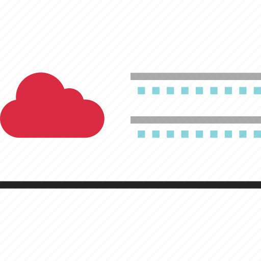 abstract, cloud, data, design, digital, online, web icon