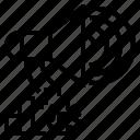 analysis, data, megaphone, promotion icon