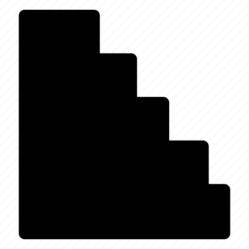 bar chart, bars, histogram icon