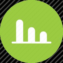 analysis, chart, data, graph, histogram icon