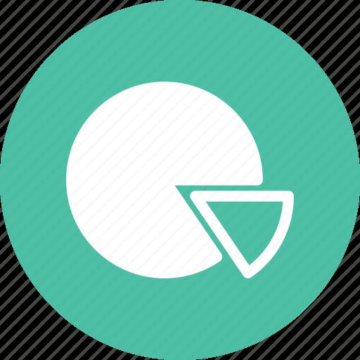analysis, chart, data, graph, pie, statistics icon