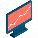 analysis, business, cash, chart, currency, graph, money icon
