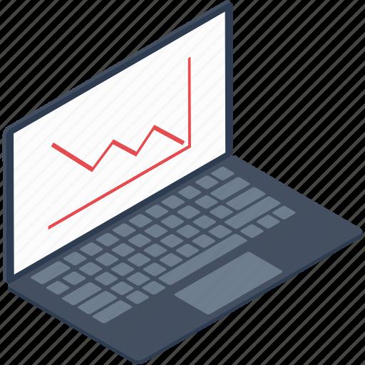 analysis, analytics, business, chart, graph, growth, marketing icon