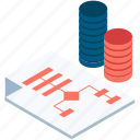 business, cloud, data, extension, file, finance, folder icon
