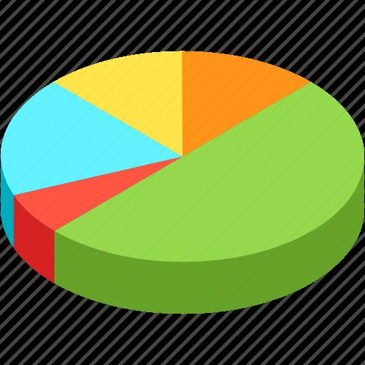 analytics, business, chart, graph, marketing, money, office icon