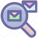 .svg, email, envelope, explore, letter, mail, search icon