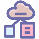 .svg, cloud, cloud pages, connection, networking, papers icon