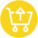 .svg, arrow, cart, move, shopping, up, upload