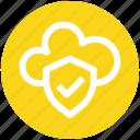 .svg, accept, cloud, cloud accept, protection, secure, security