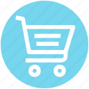 .svg, basket, cart, commerce, shopping, shopping cart, trolley icon