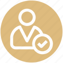 .svg, accept, accept sign, employee, man, people, user icon