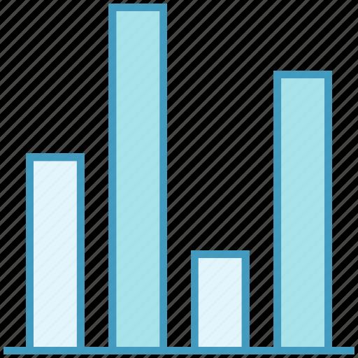 analysis graph, data analytics, diagram, graph, transaction icon