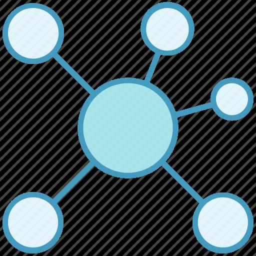 analytics, connect, data, data analytics, internet, server, share icon