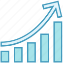 analysis graph, data analytics, diagram, graph, transaction, up arrow