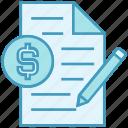 business, data analytics, document, dollar, pencil, sign, text