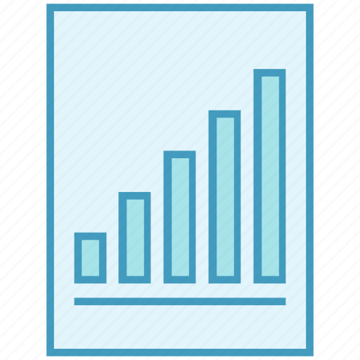 Data, data analytics, document, page, report icon - Download on Iconfinder