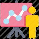 board, business, chart, data analytics, presentation, statistics, user