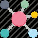 analytics, connect, data, data analytics, internet, server, share