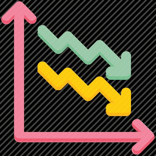 Analytics, arrows, data analytics, graph, statistics icon - Download on Iconfinder