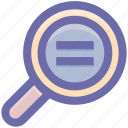 .svg, find, magnifier, magnifying glass, search, zoom icon