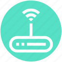 .svg, connection, hotspot, internet, signal, wifi, wifi router icon