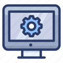 computer configuration, computer maintenance, computer setting, online system configuration, pc setting, system preference icon