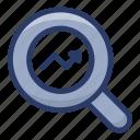analytics, growth analysis, market research, market trends, statical analysis, trend analysis icon