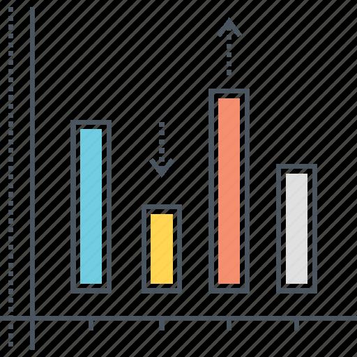 analysis, analytics, bar, chart, data, graph, statistics icon