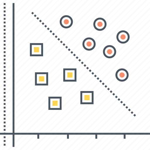 analysis, analytics, cluster, data, diagram, statistics icon
