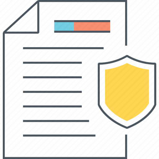 Protection, data, protect, security, safety, secure, shield icon