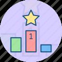 award, ranking, growth, promotion