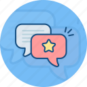 advice, chat, communication, conversation icon