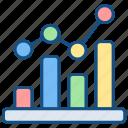 bar, chart, graph, growth, analysis, analytics, statistics