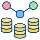 business, coin, currency, earnings, finance, income, money icon