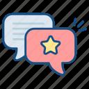 advice, chat, communication, conversation, interaction, message, talk