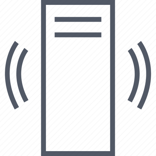 communication, computer, internet, server icon