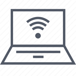 communication, internet, wifi icon